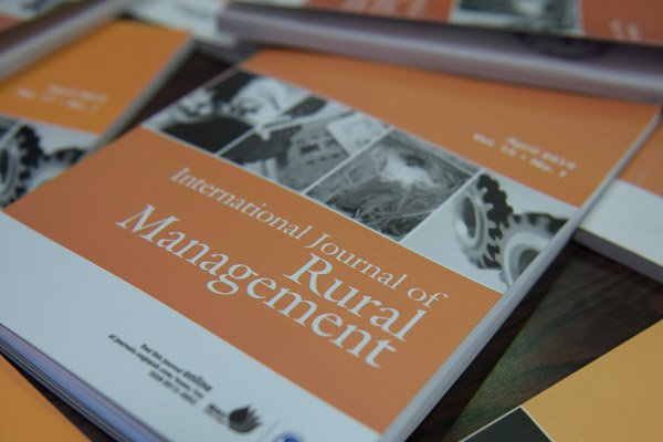 International Journal of Rural Management